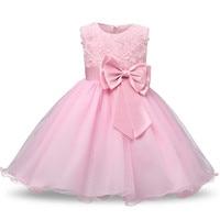 2018 Newborn Clothing Baby Girl Infant Dress 0 24M Kids Beautilul Princess Dresses Vestido Girls Baptism