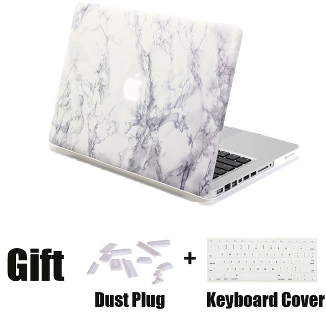 super popular d8fc3 b9055 US $26.88 |Hard PC for Macbook Pro 13 A1278 Laptop Case Marble Sleeve  Protective Funda for Macbook Pro 13 A1278 Free Keyboard Cover Plug-in  Laptop ...