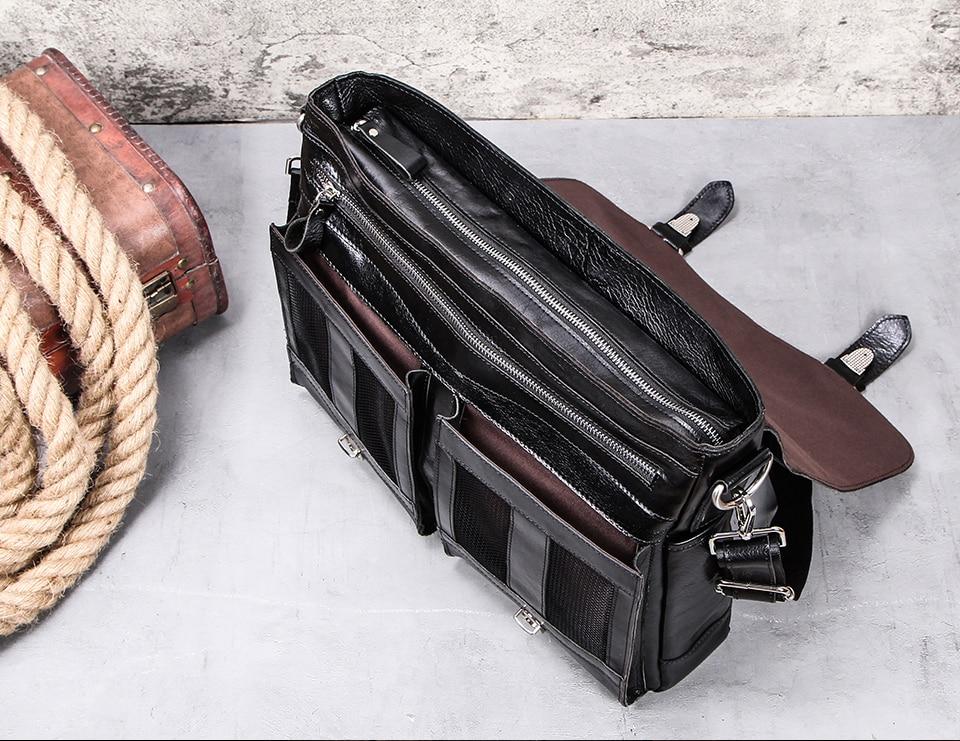 HTB1DBRAek5E3KVjSZFCq6zuzXXae CONTACT'S men's briefcase genuine leather business handbag laptop casual large shoulder bag vintage messenger bags luxury bolsas