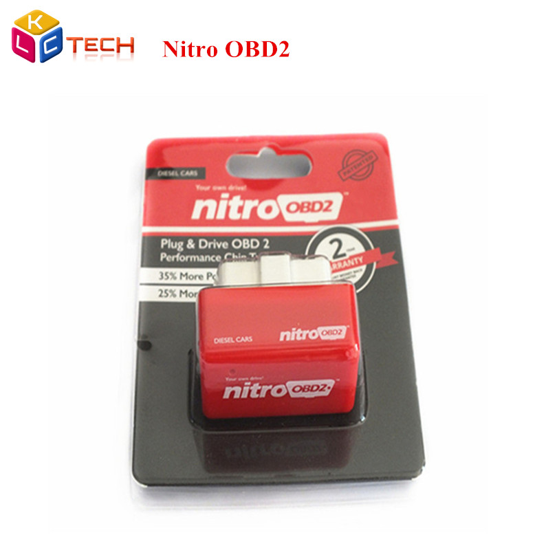 50pcs lot for diesel nitro obd2 chip tuning box more power. Black Bedroom Furniture Sets. Home Design Ideas