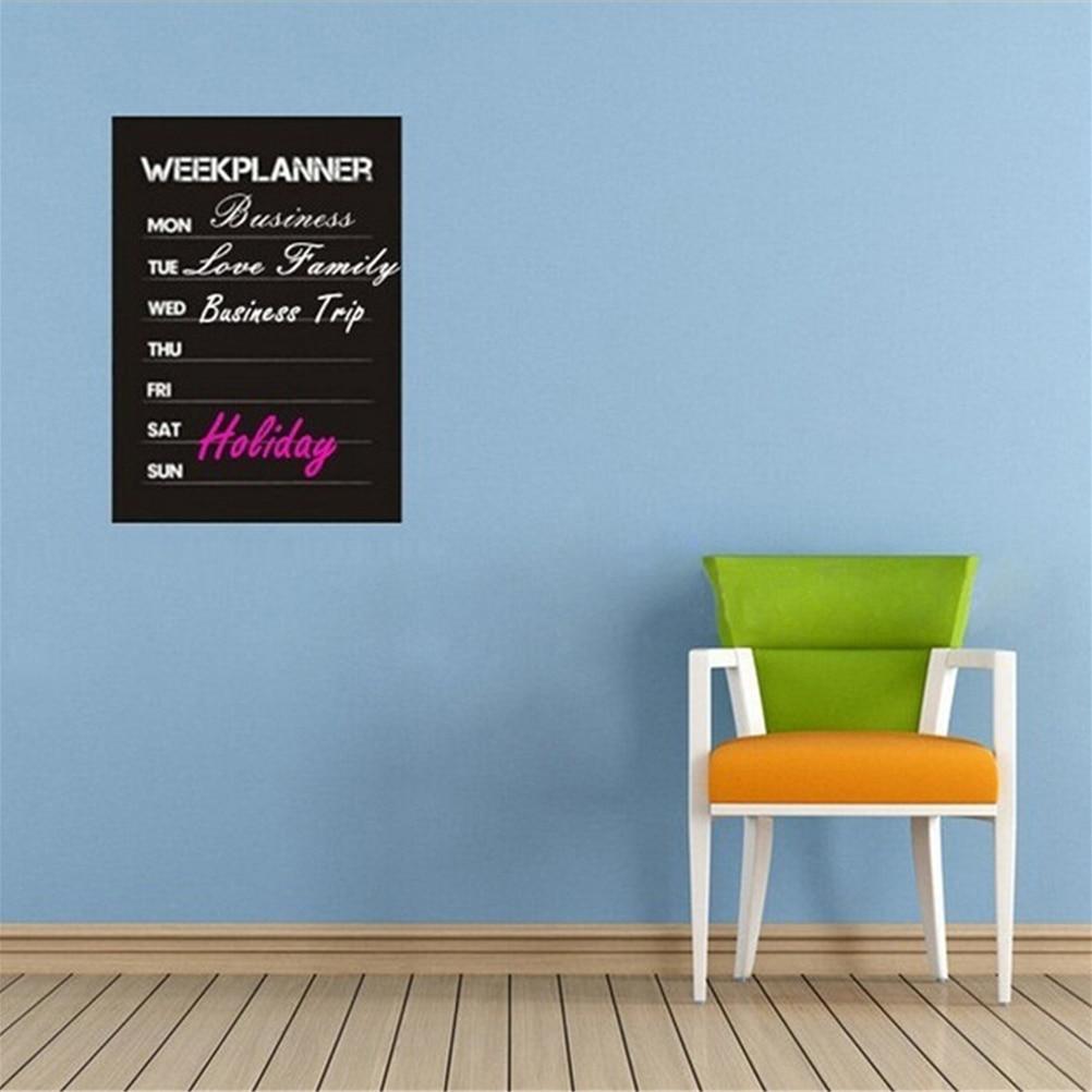 31x45cm Self Adhesive PVC Blackboard Stickers Shcoolboard Notes ...