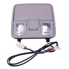 Для HYUNDAI ELANTRA GT/I30/IX25ACCESSORIES2012-2016 OEM лампы в сборе накладные консоли для чтения/Карта огни/очки box