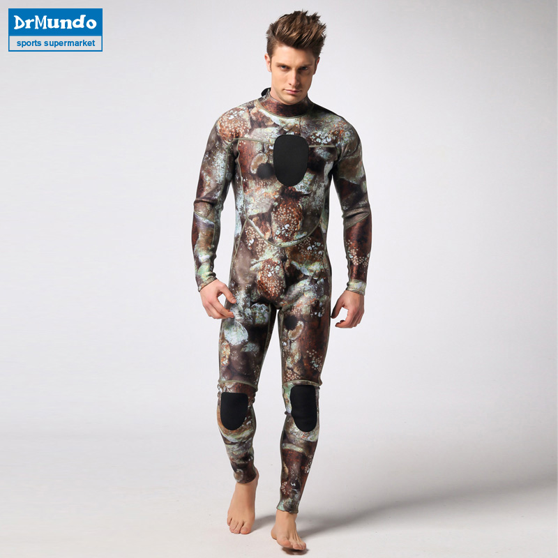 Camouflage Spearfishing Wetsuit 3MM Neoprene SCR Superelastic Diving Suit Waterproof Keep Warm Professional Surfing Wetsuits sbart camo spearfishing wetsuit 3mm neoprene camouflage wetsuit professional diving suit men wet suits surfing wetsuits o1018 page 7