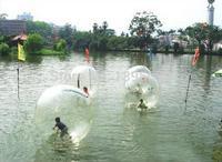 1.5 м развлечения шарик воды, надувные гуляя