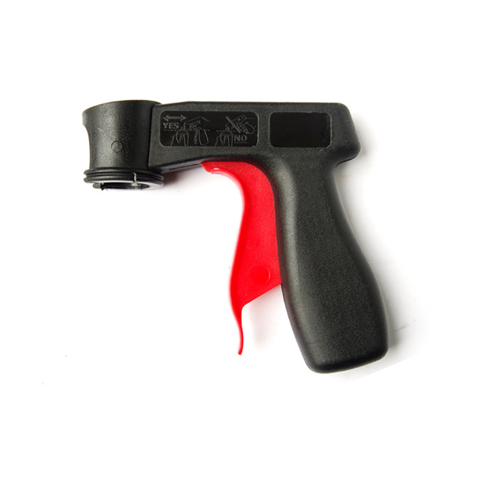 Plasti Dip pintura Aerosol Spray Gun Handle with Full Grip Trigger Locking Collar  MX PD01-in Car Stickers from Automobiles & Motorcycles