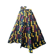 100% хлопок африканские платья для женщин длинные юбки dashiki печати Базен riche Лето африканская одежда роковой плюс Размеры
