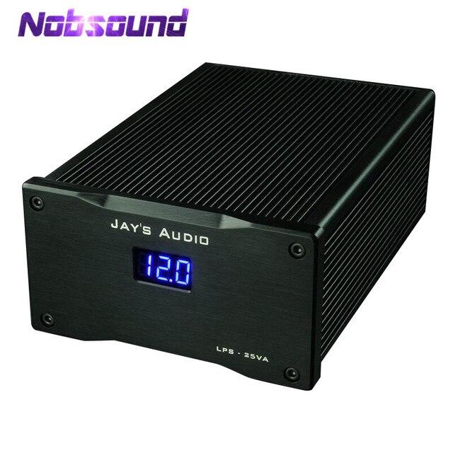 US $119 99 20% OFF|Jays Auido 25VA Ultra Low Noise Linear Power Supply CAS  XMOS TALEMA For HIFI DIY (5V@2 8A /9V@2 5A/12V@2 0A/15V@1 5A/24V@1A)-in