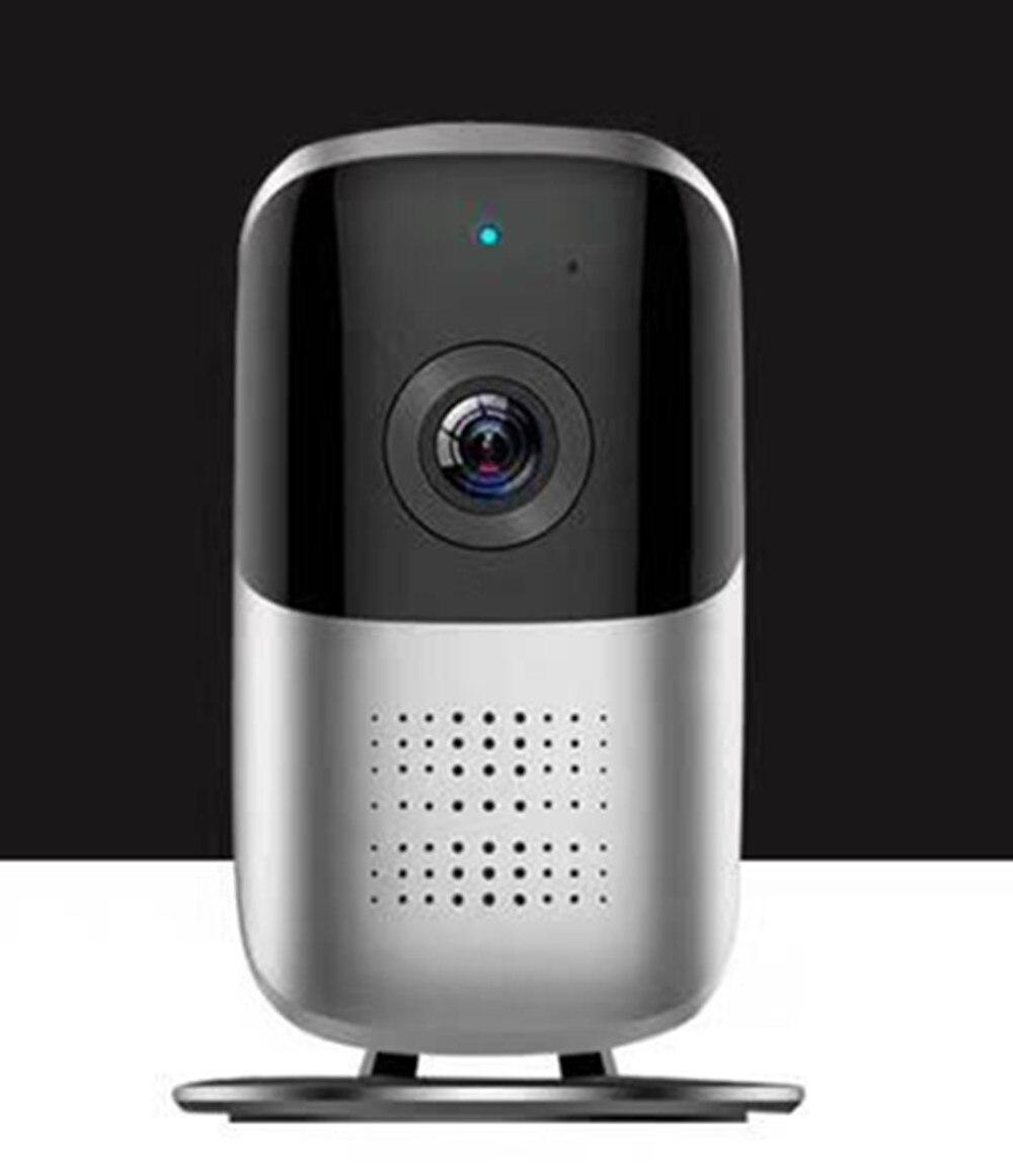 185 degrés caméra panoramique sans fil interphone IP caméra bébé moniteur