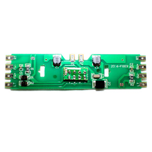 Image 4 - 4/5/10pcs 1:87 HO Scale Upgraded PCB Board Part with Resistance for HO Scale for Bachmann Model Building Kit