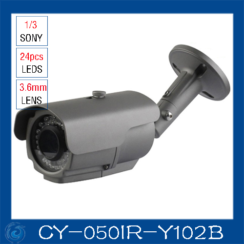 Best price color ir camera 700 TV L security sensor cctv camera.CY-050IR-Y102B best price 5pin cable for outdoor printer