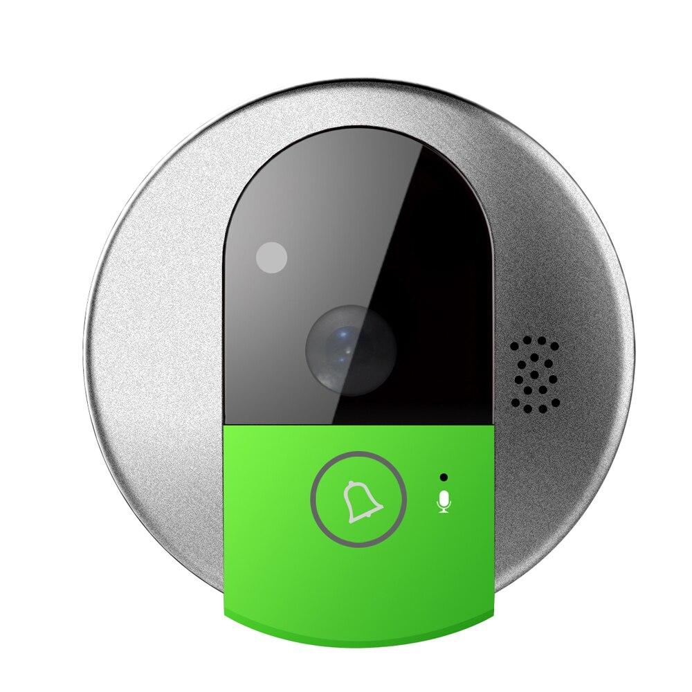 VStarcam C95 HD 720 P Draadloze WiFi Beveiliging IP Deur Camera Nachtzicht Twee Weg Audio Groothoek Video Doorcam Cam
