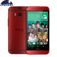 Original HTC One M8 Mobile Phone Quad Core 5 3 Cameras 2G RAM 16G 32G ROM