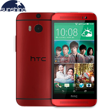 "Original htc one m8 handy quad core 5 ""3 kameras 2g ram 16g/32g rom refurbished wcdma smartphone"