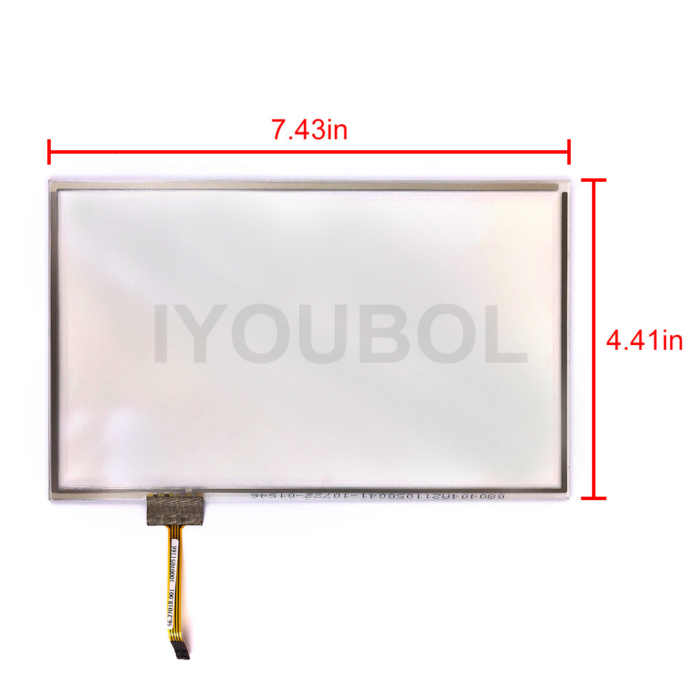 New Touch Screen Digitizer for Motorola Symbol MK3190 MK3100 MK3900 MK3000 Touch Panel Digitizer glass lens pane LCD Modules new touch screen digitizer for zebra mc3300 touch panel digitizer glass lens pane lcd modules