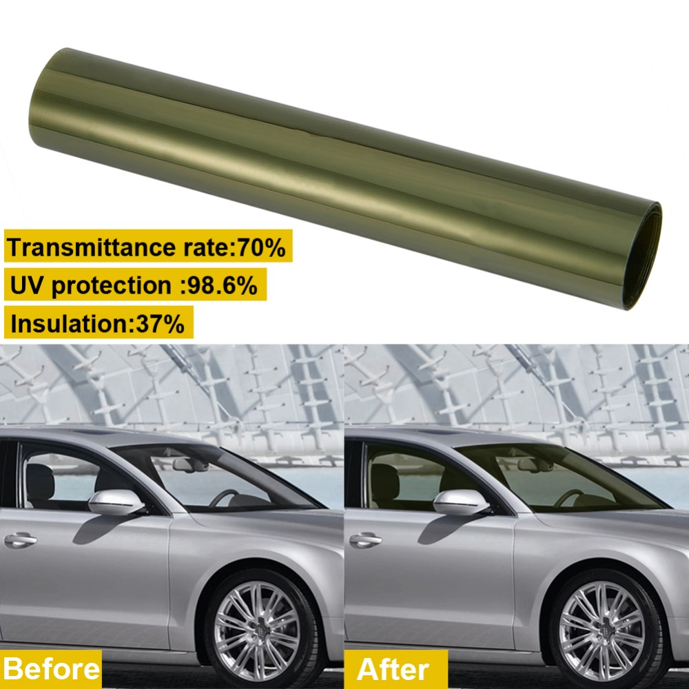 0.5*3M Car Protection Sticker Car Window Foils Solar Protection Film Auto Window Tinting Side Window Film Car Stickers