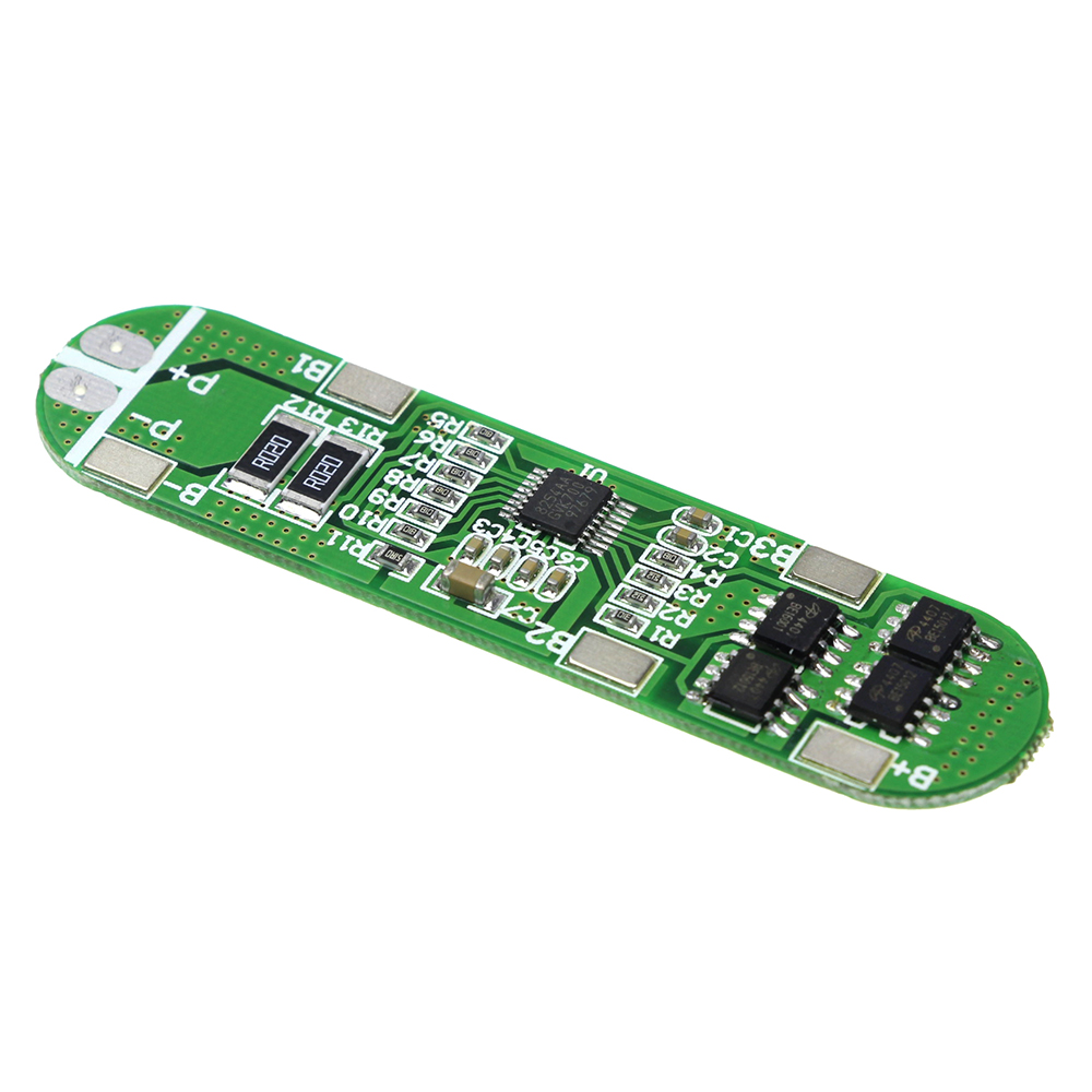 4S 6A 16v Li-ion 18650 BMS PCM Battery Protection Board Bms Pcm for Li-ion Lipo Battery Cell Pack ...