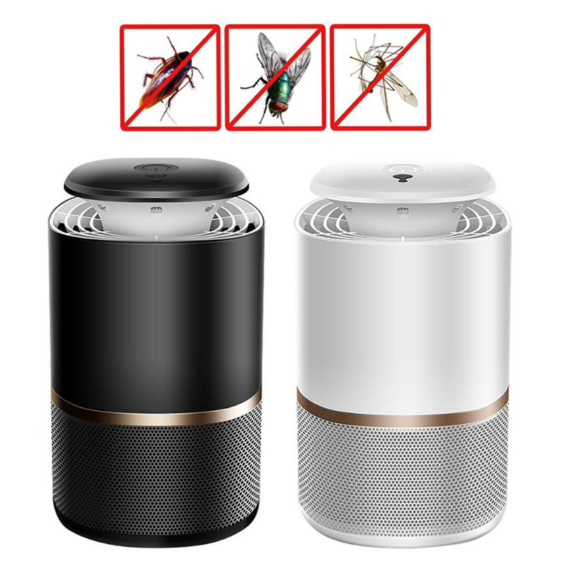 Photocatalyst font b Electronic b font Mosquito Killer Trap Mosquito Repellent Insect Fly Pest Control Mosquito