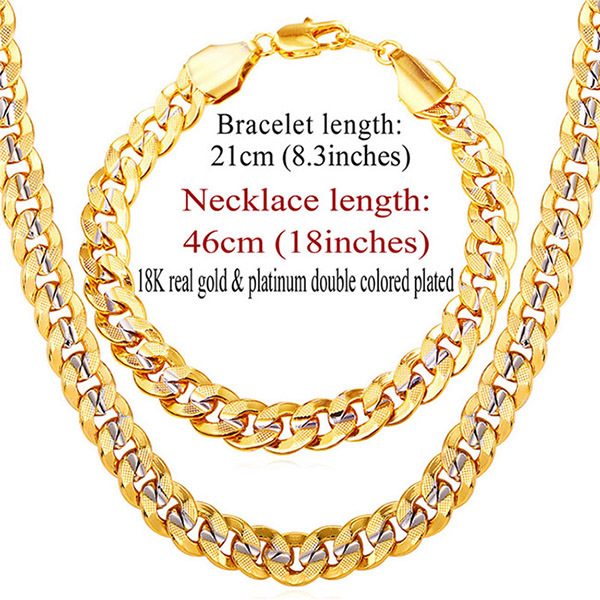 TwoTone Gold Necklace...