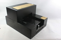 A4 Size UV New L800 6 Color Flatbed Printer Phone Case Business Card Printer RIP Software