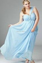 Cheap Plus Size font b Evening b font font b Dresses b font One Shoulder Backless
