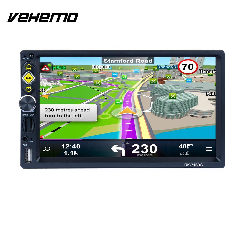 Vehemo Mirror Link GPS Navigation Function 7