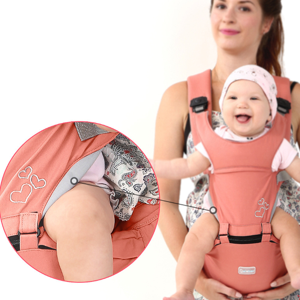 Baby Carrier For Newborns Multifunctional Baby Kangaroo Hipseat For Kids From 0 To 36 Month Mix Loading 20kg