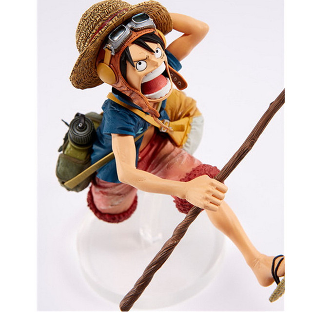 Anime One Piece Luffy SCultures