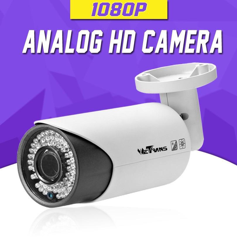 HD Camera 2MP 1080P SONY CMOS Sensor 60m Long Range Night Vision Waterproof AHD HDTVI All in One Full HD Camera Security антенна телевизионная внешняя one for all full hd sv9455