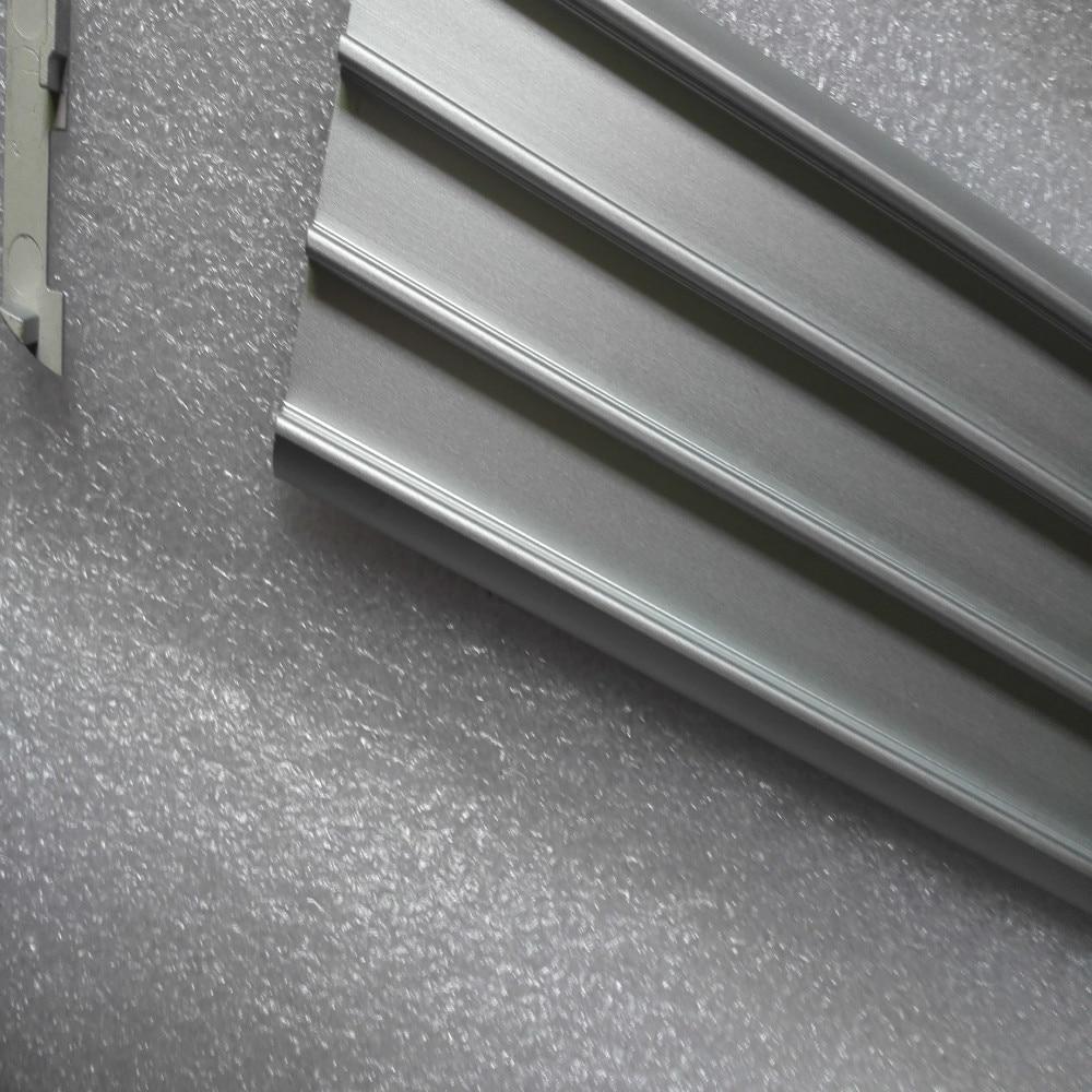 Photoelectric beam bar strip