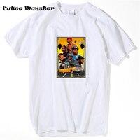 Costa oeste Hip Hop T Shirt Gráficos T Shirt homens 2017 Grupo de Rap N W Um engraçado impresso harajuku de Manga Curta T-shirt EUA plus size 3XL