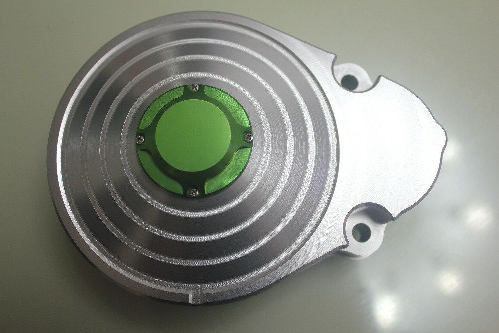 CNC alloy metal gear cover for1/5 HPI baja 5b KM ROVAN