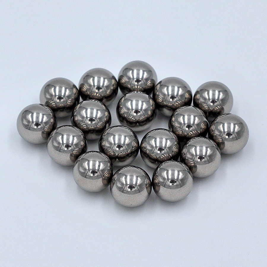 15mm 10 PCS AISI 304 G100 Stainless Steel Bearing Balls