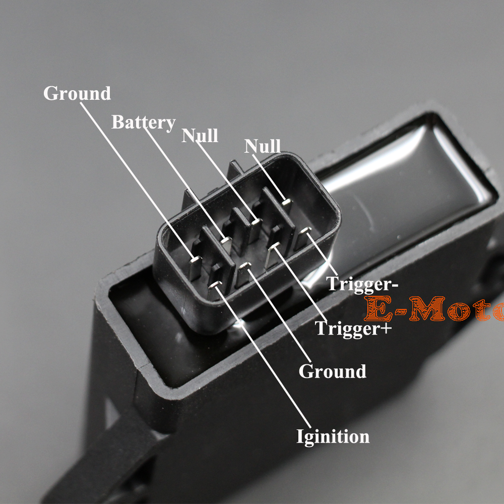 medium resolution of 8 pin atv cdi box wiring diagram schema wiring diagrams cdi ignition schematic 8 wire cdi box diagram