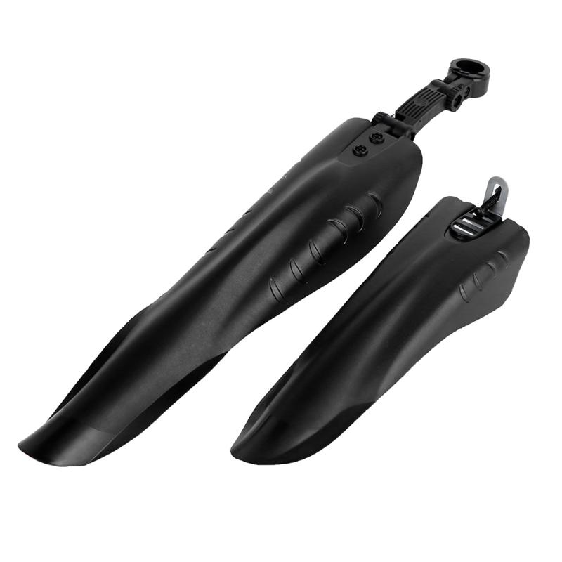 2PCS/lot Bicycle Bike Fender Mountain Bike Front Rear Quick Release Cycling Fender Wings Mud Guard High-Strength Bike Parts