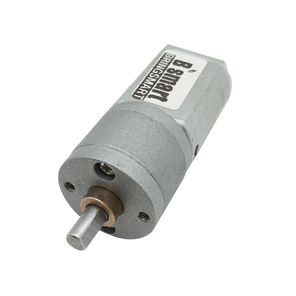 цена на Wholesales JGA20-130 12-288rpm 12v Motor With Gearbox Motor DIY Model 6v Electic Motor