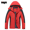 DIMUSI 2017 Casual Jacket Men Spring Autumn Army Waterproof Windbreaker Jackets Male Breathable UV protection Overcoat 5XL,YA561