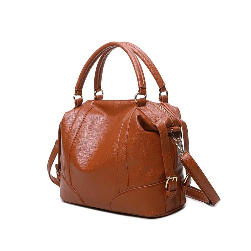 Women bag fashion casual high quality ladies handbag ladies bag shoulder leather bag new 2017 high quaitily casual fashion 014