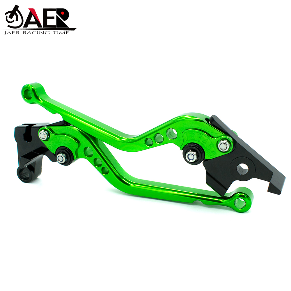 Image 3 - JEAR CNC Long Motorcycle Brake Clutch Levers For Kawasaki VERSYS 1000 Z1000 ZX10R ZX9R ZX12R ZZR600 ZX6R ZX636R ZX6RR-in Levers, Ropes & Cables from Automobiles & Motorcycles