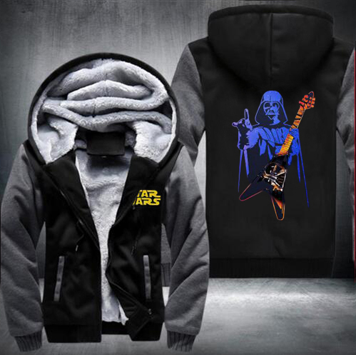 Darth Vader Winter Jacket