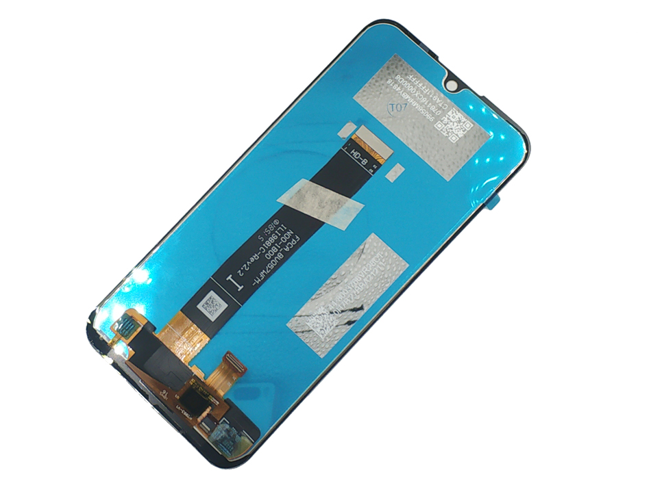 Image 2 - for Huawei Y5 2019 LCD Display Screen Touch Digitizer with Frame LCD Display Repair Parts  AMN LX9 AMN LX1 AMN LX2 AMN LX3-in Mobile Phone LCD Screens from Cellphones & Telecommunications