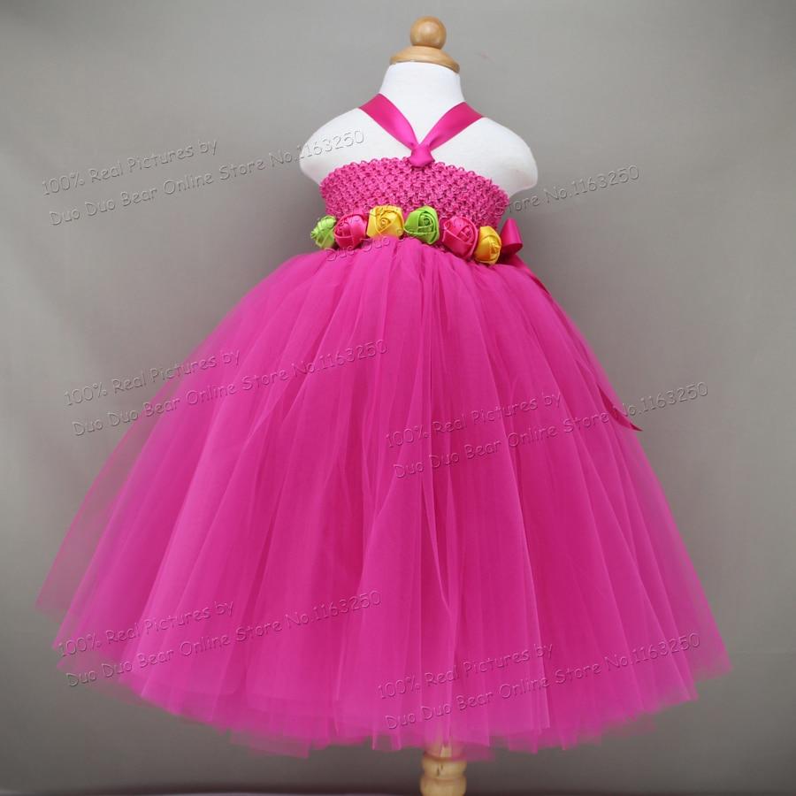 Nette Tutu Baby Kleid Prinzessin Hochzeit Infant Ballkleid Baby ...