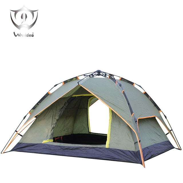 Wnnideo 3-Way Pop Up Instant Tent with Waterproof Rainflyfor C&ing 2-4 Person (2 Adults/ 3-4 Teens or Kids) Army Green  sc 1 st  AliExpress.com & Wnnideo 3 Way Pop Up Instant Tent with Waterproof Rainflyfor ...