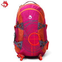 Купить с кэшбэком china wholesale 50L Outdoor Large capacity  Red/Grey/Dark Green Rucksack hiking Travel  male & female  Mountaineering Bag
