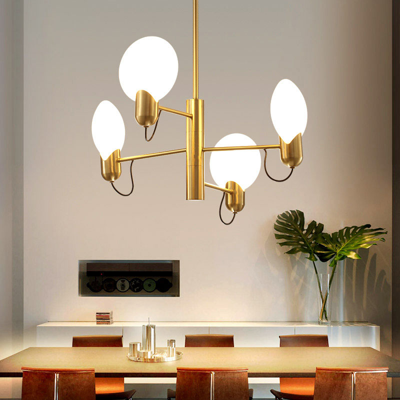 Modern Lighting Fixture Glass Led Pendant Lamp for Dining Room Island Bar Stairs Decoration Kitchen Hanging LampsModern Lighting Fixture Glass Led Pendant Lamp for Dining Room Island Bar Stairs Decoration Kitchen Hanging Lamps
