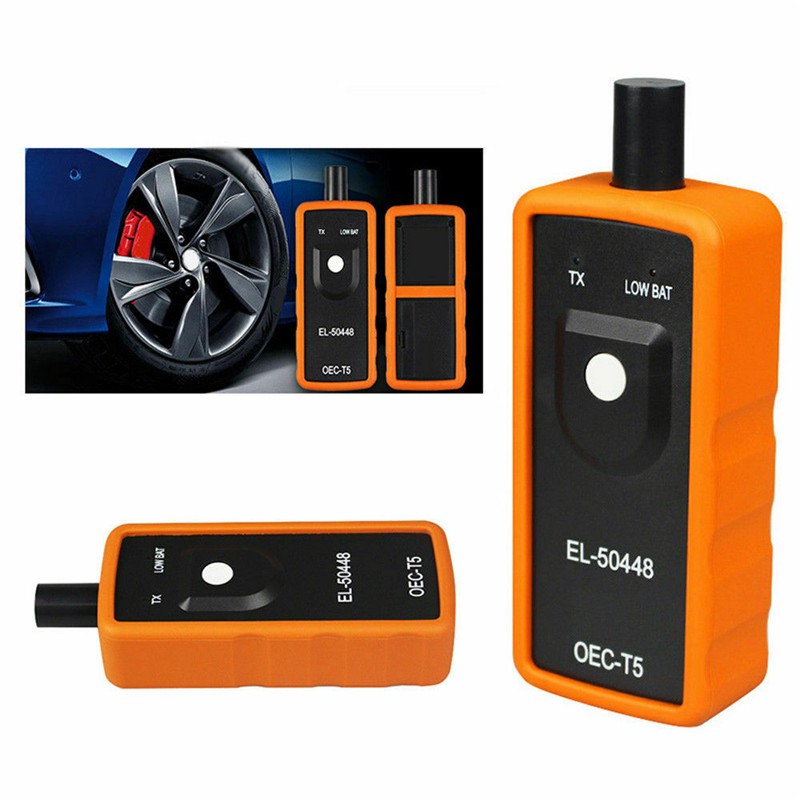 Hiyork EL-50448 Auto Tire Pressure Monitor Sensor Activation Tool For Buick Cadillac For Chevrolet TPMS Reset Instrument Hot New