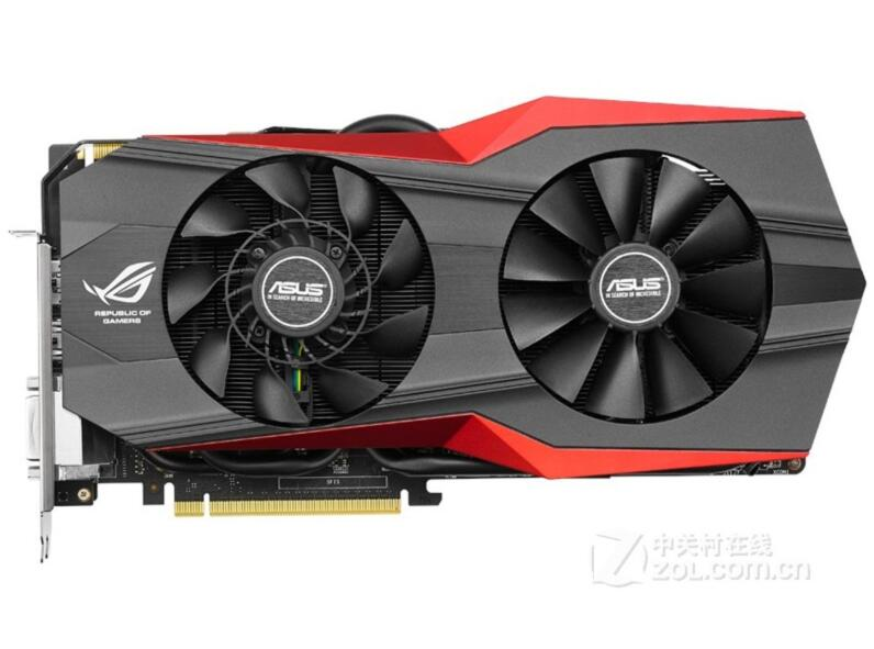 ASUS original GTX980 4G graphics card used 90%new image
