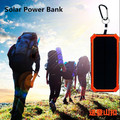 Large capacity 50000mAh Solar power bank powerbank portable usb charger 18650 cell for iPhone ipad Samsung PK power bank xiaomi