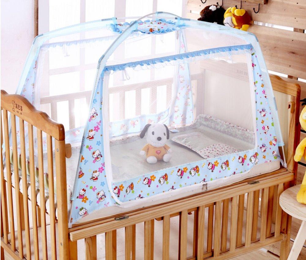 comprar calidad superior de la historieta mosquiteros para bebs cunas color brillante beb cama carpa mosquitera cama para nios