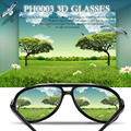 PH0003 3D Glasses Passive Circular Polarized for Polarized TV Real D 3D Cinemas for SHARP SAMSUNG Panasonic