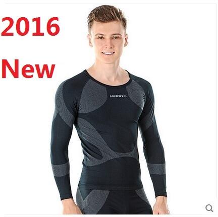 Envío libre, 2016 nuevo estilo de los hombres Long johns Marca. conjunto de fibra de bambú, invierno cálido Multifuncional Térmica ropa interior. seca rápida saludable